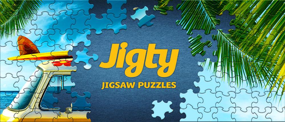 دانلود Jigty Jigsaw Puzzles - بازی پازل های سرگرم کننده اندروید