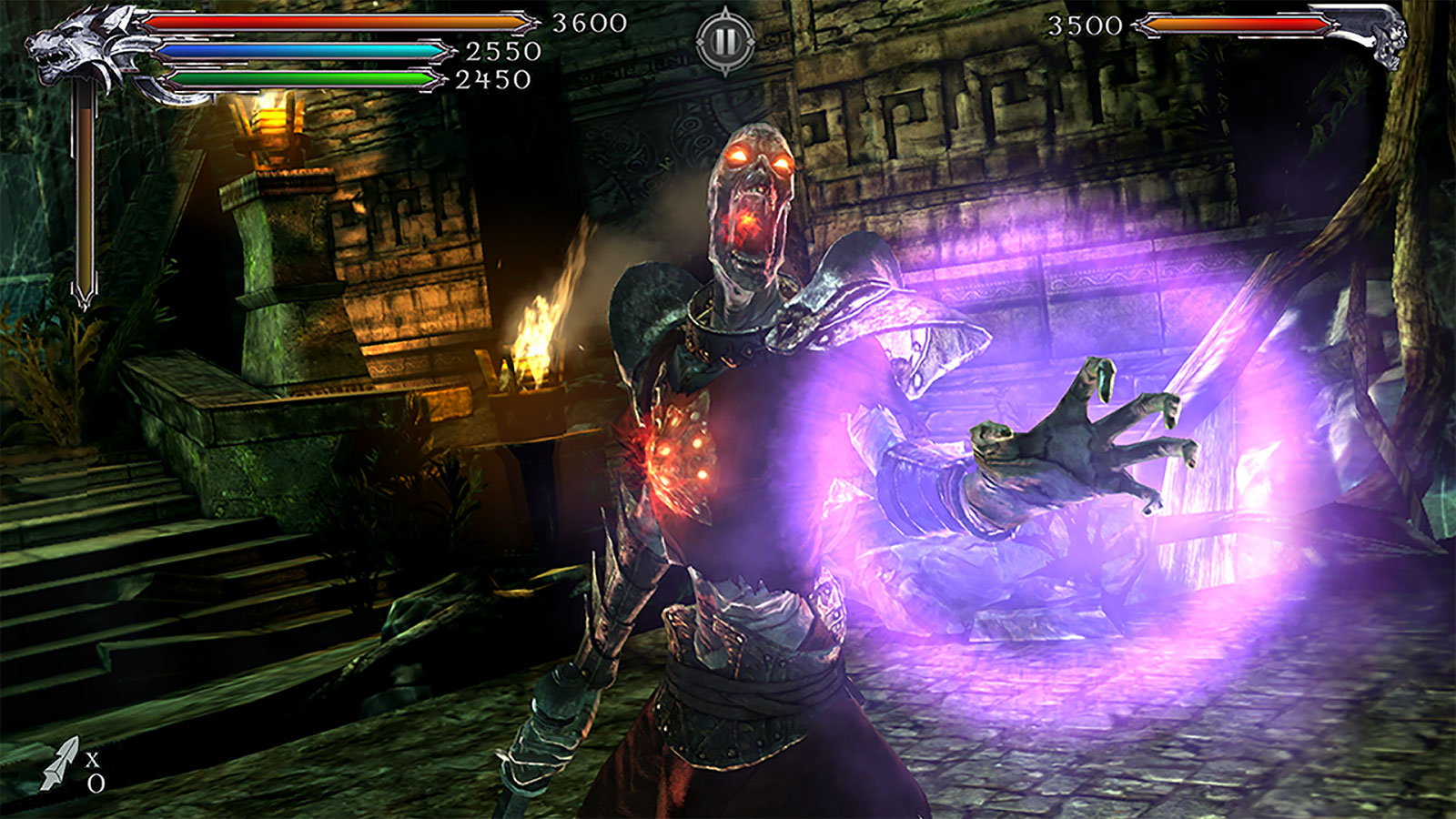 Joe Dever's Lone Wolf Android بازی اندروید