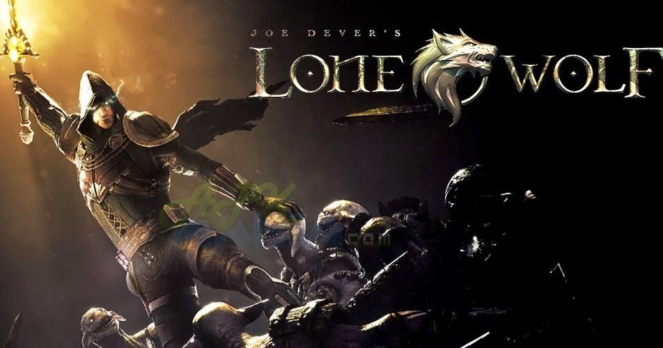 دانلود Joe Dever's Lone Wolf - بازی گرافیکی اکشن اندروید + دیتا + تریلر