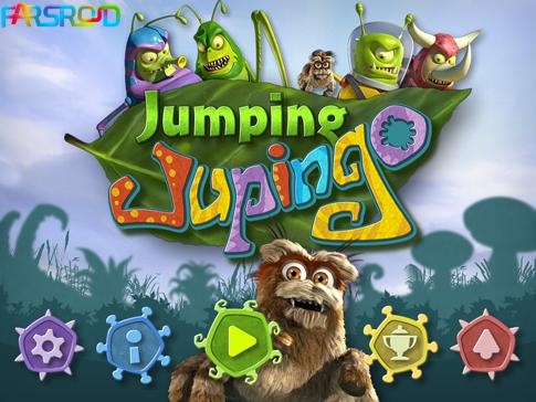 دانلود Jumping Jupingo - بازی زیبای پرش جوپینگو اندروید