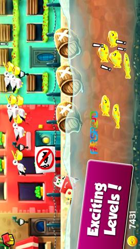 Keep Fishin Android بازی اندروید