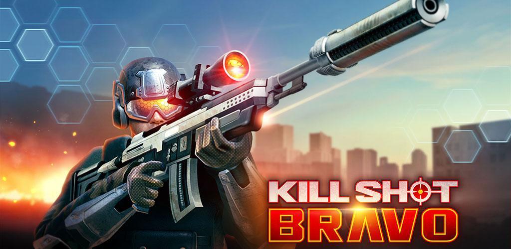 دانلود Kill Shot Bravo - بازی اسنایپری شلیک مرگبار اندروید !