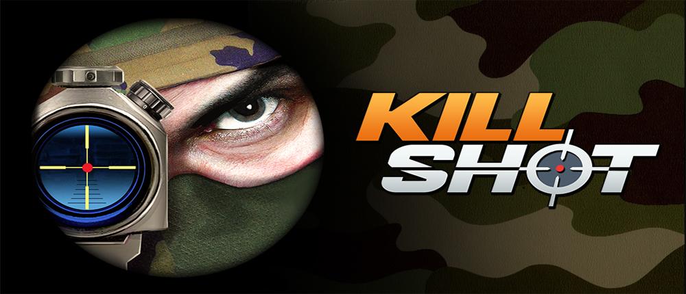 دانلود Kill Shot - بازی شلیک مرگبار اندروید + مود