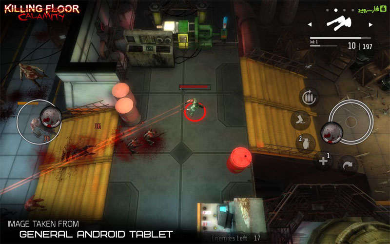 Killing Floor: Calamity Android