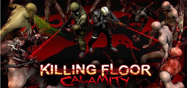 دانلود Killing Floor: Calamity - بازی اکشن کشتار طبقاتی: فاجعه اندروید + مود + دیتا
