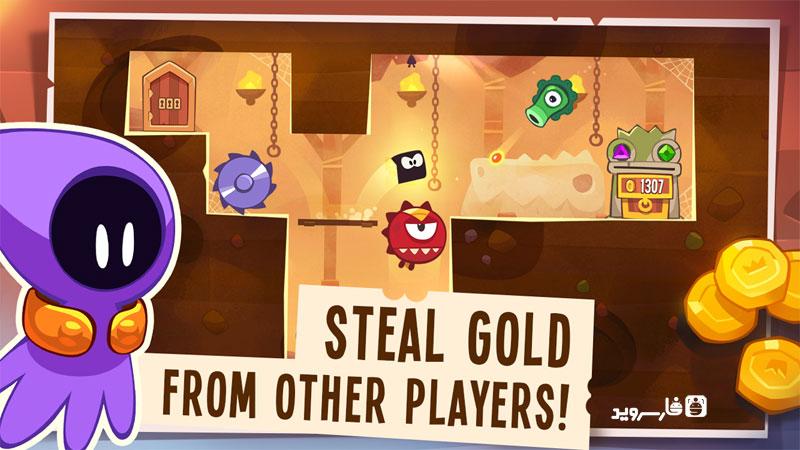 """دانلود King of Thieves 2.48.1 – بازی استراتژی محبوب و اعتیادآور """"شاه دزد"""" اندروید"""