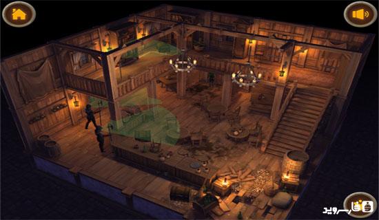 دانلود King of Thieves 1.7 – بازی اعتیادآور پادشاه دزدان اندروید + دیتا