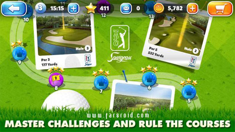 Download King of the Course Golf Android Apk - New FREE Google Play