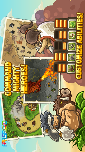 Kingdom Rush Frontiers Android اندروید