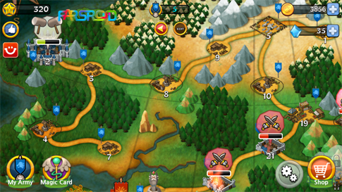Download Kingdom Tactics Android APK - NEW