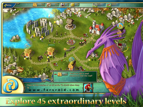 Download Kingdom Tales Android Apk + Obb - Game FREE