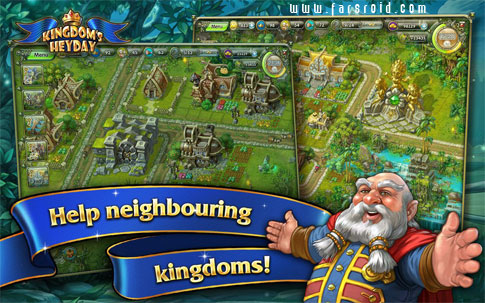 Download Kingdom's Heyday Android Apk + Obb - New Free Google Play