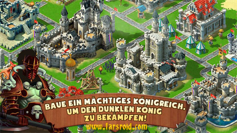 Download Kingdoms & Lords Android Apk + Obb - NEW FREE