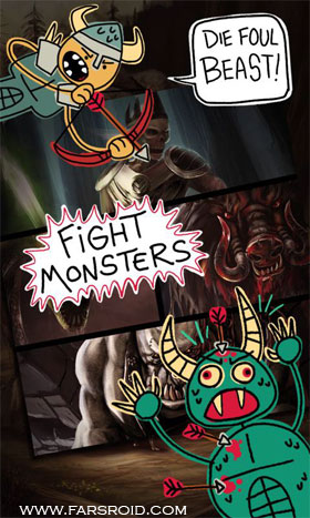 Kingdoms at War Android - بازی جدید اندروید