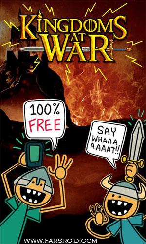 Download Kingdoms at War Android Apk - New Free Google Play