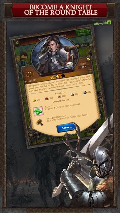دانلود Kingdoms of Camelot Battle 20.2.2 – بازی استراتژیک آنلاین نبرد امپراطوری ها اندروید + دیتا