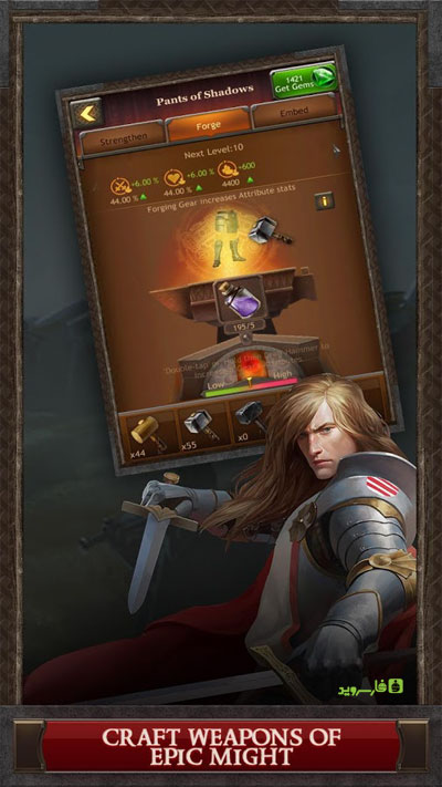 Download Kingdoms of Camelot Battle Kabam Android - Apk + Obb SD - Google Play