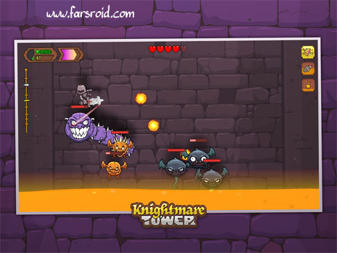 Download Knightmare Tower Android Apk + Mod - New Free