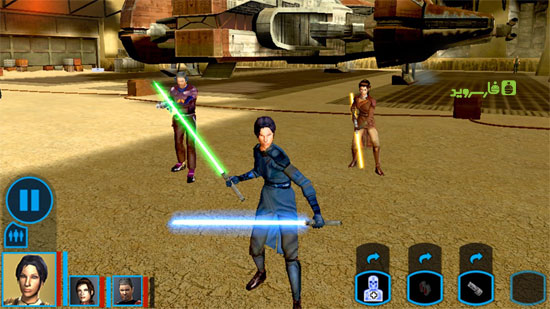 Knights of the Old Republic Android