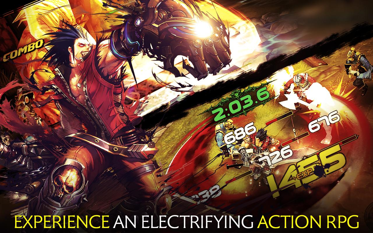 Kritika: Chaos Unleashed Android - بازی اندروید
