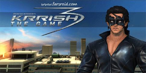 دانلود Krrish 3: The Game - بازی نینجای ابَر قهرمان اندروید