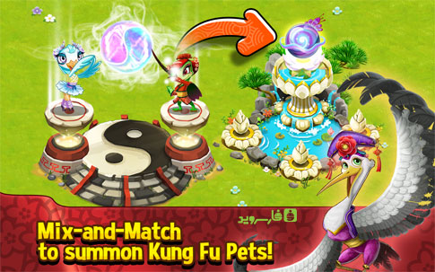 Kung Fu Pets Android
