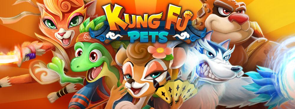 دانلود Kung Fu Pets - بازی حیوانات کونگ فو کار اندروید