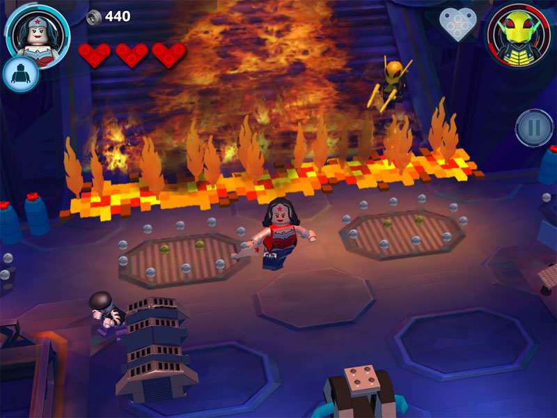 LEGO® Batman: Beyond Gotham Android