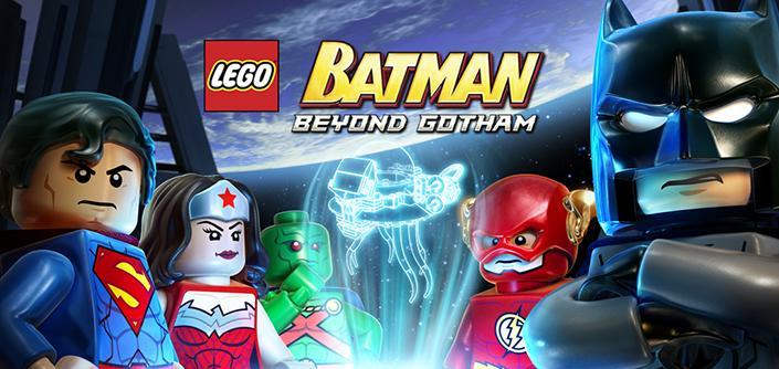 دانلود LEGO® Batman: Beyond Gotham - بازی بتمن لگو اندروید - 8 فایل نصبی و 4 دیتا