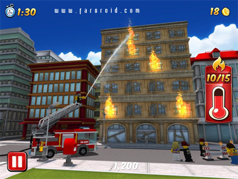 LEGO® City My City Android - بازی اندروید
