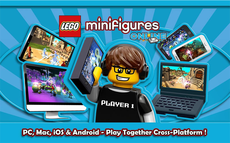 LEGO® Minifigures Online Android