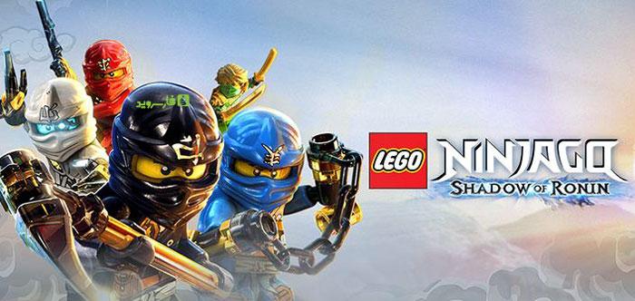 دانلود LEGO® Ninjago: Shadow of Ronin - بازی فوق العاده لگو نینجاگو اندروید + دیتا