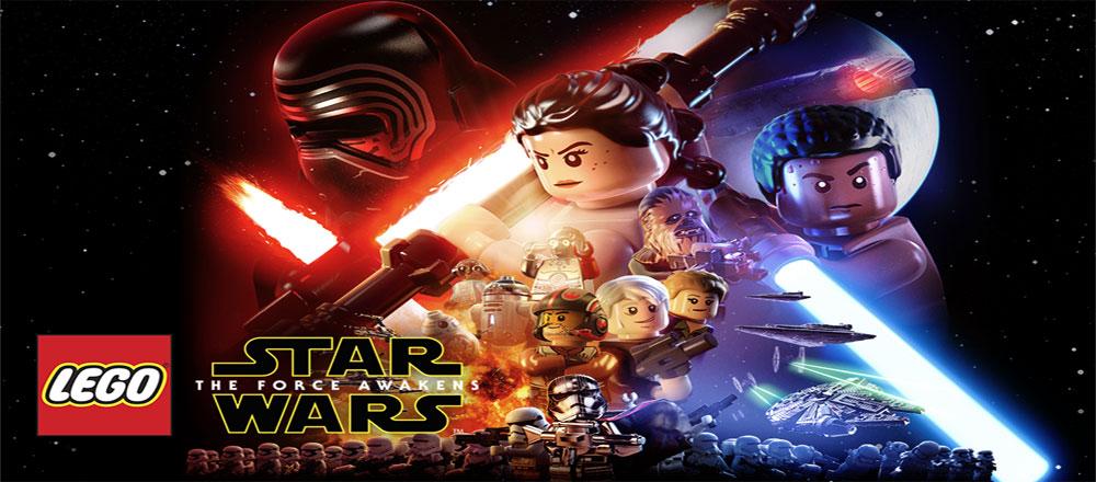 دانلود LEGO Star Wars: TFA - بازی ماجرایی فوق العاده لگو: نیروی بیدار اندروید + مود + دیتا