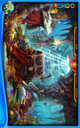 Lamp Of Aladdin بازی اندروید