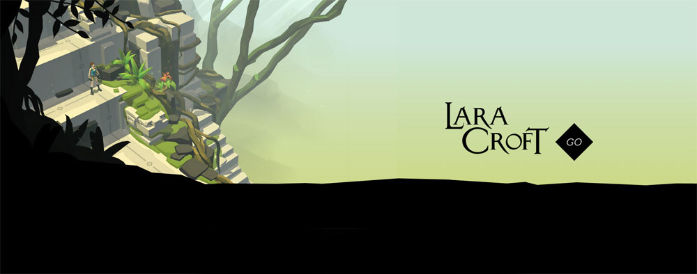 دانلود Lara Croft GO 1 - بازی پازل لارا کرافت گو اندروید + دیتا