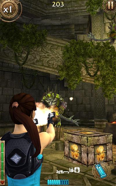 دانلود Lara Croft: Relic Run 1.11.112 – بازی لارا کرافت در جستجوی نشان باستانی اندروید + مود + دیتا