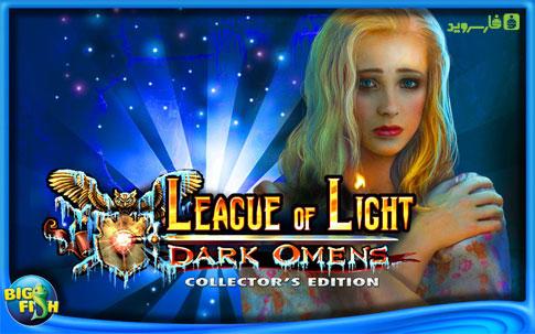 دانلود League of Light: Dark Omens - بازی ماجراجویی فوق العاده اندروید + دیتا