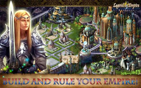 دانلود Legend of Empire - Daybreak - بازی افسانه امپراطوری اندروید!
