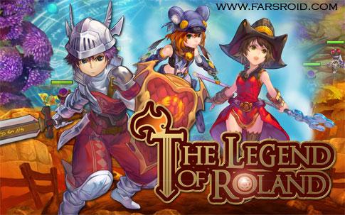 دانلود Legend of Roland: Action RPG - بازی اکشن افسانه رولاند اندروید + دیتا + مود!