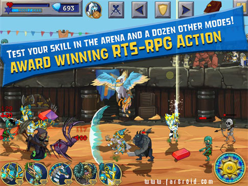 Download Legendary Wars Android Apk - New Free Google Play