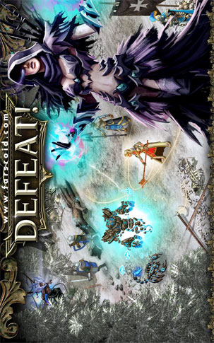 Legends at War Android - بازی اندروید