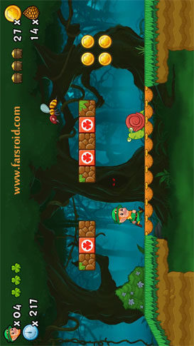Lep's World 1 $ 2 Android بازی اندروید