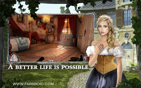 Les Misérables: Cosette (FULL) Android - بازی جدید ماجراجویی اندروید