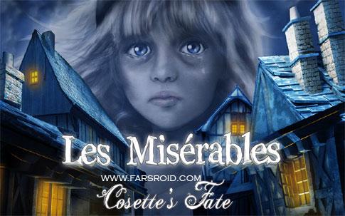 دانلود Les Misérables: Cosette - بازی بینوایان: کوزت اندروید + دیتا
