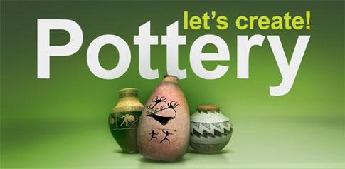 Let's Create! Pottery - بازی سفالگری اندروید !