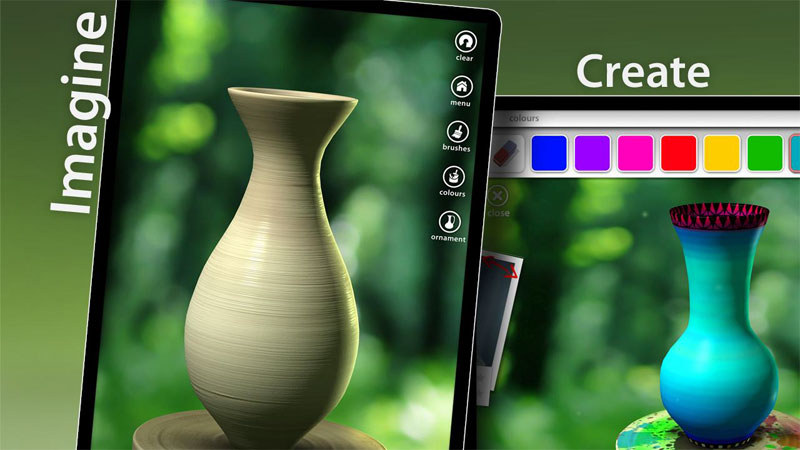 Let's Create! Pottery Game Android