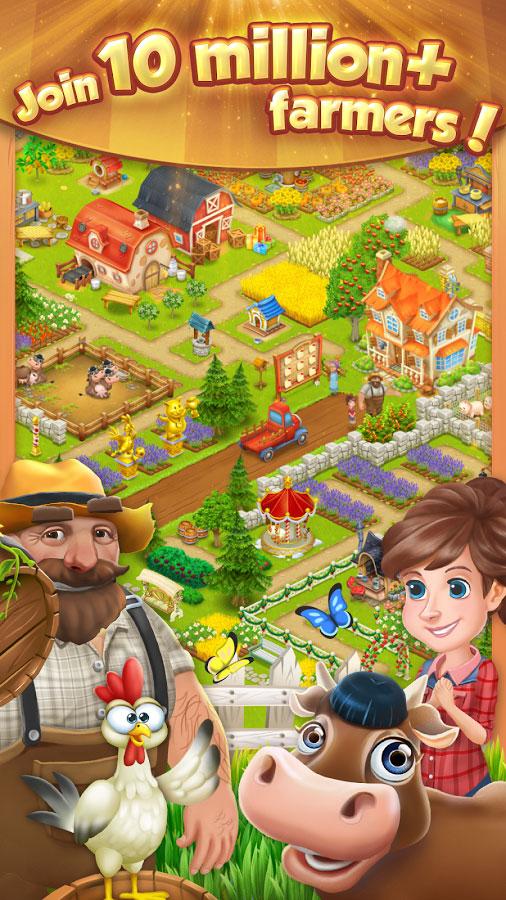 Let's Farm بازی اندروید