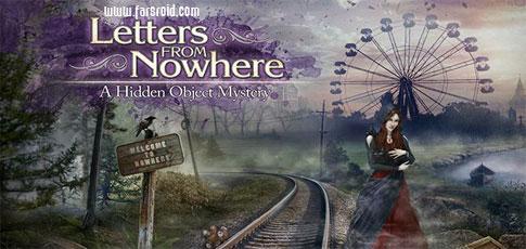 دانلود Letters From Nowhere: Mystery - بازی ماجرایی نامه هایی از ناکجا اندروید