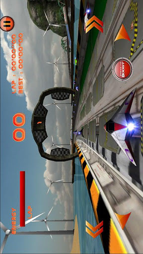 LevitOn Speed Racing HD Game Android