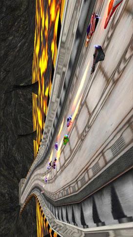 دانلود LevitOn Speed Racing HD 1.12 – بازی هیجان انگیز اندروید